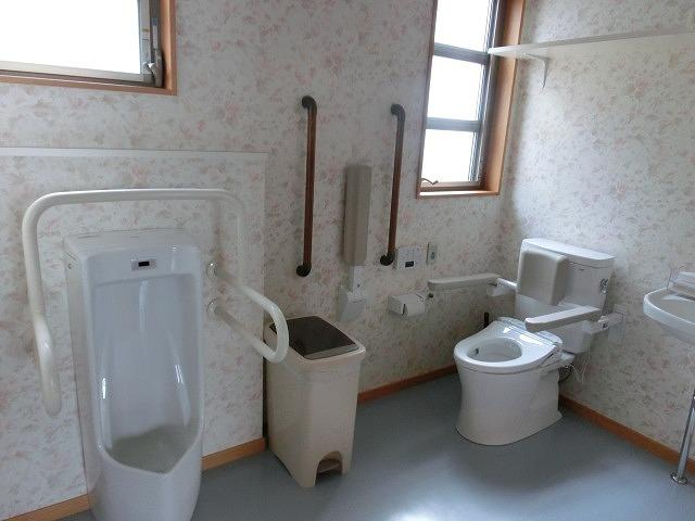 NPO法人ファインケアさんの小規模多機能型居宅介護施設「老美成(おみな)」_f0141310_87521.jpg