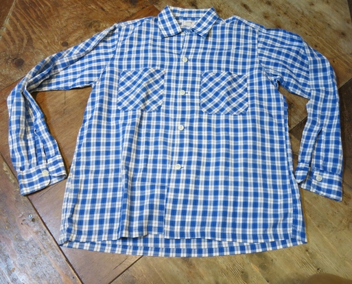 3月8日(土)入荷! 50'S  ARROW コットンオープンカラーシャツ!_c0144020_15544131.jpg