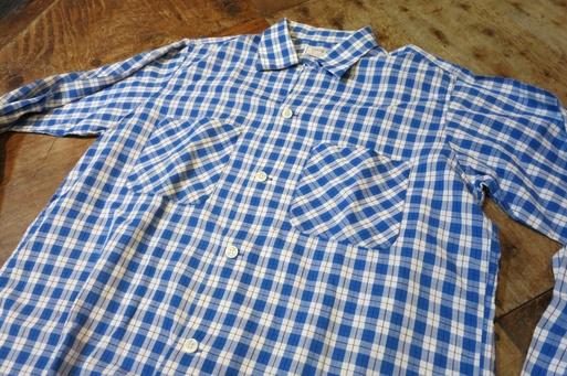 3月8日(土)入荷! 50'S  ARROW コットンオープンカラーシャツ!_c0144020_15554975.jpg