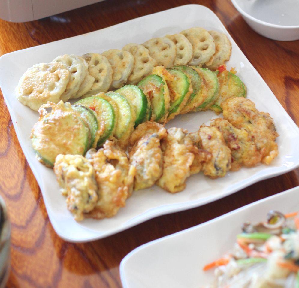 韓国料理のおもてなし・・・_b0093830_20192255.jpg