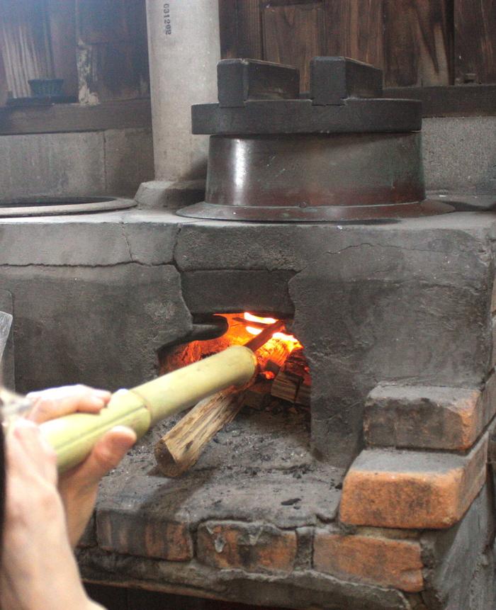 春のかまどご飯とおばんざい_d0210537_16273774.jpg
