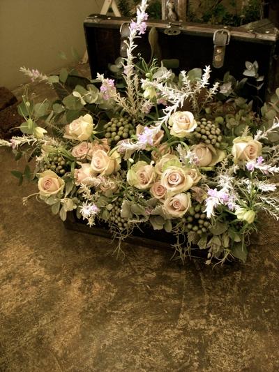 グレーのお花で。。。_a0229658_22454234.jpg