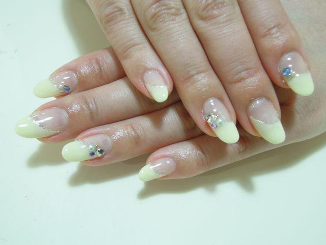 Yellow Nail_a0239065_17153152.jpg