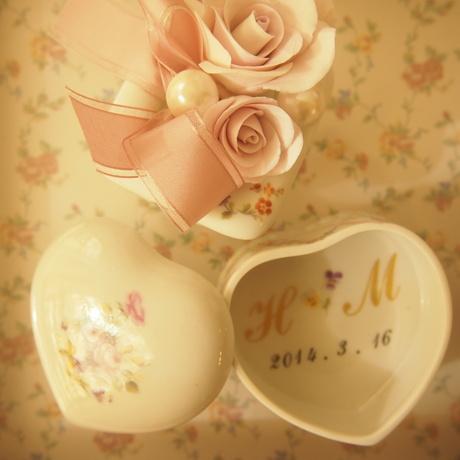 WELCOME~ FLOWER &BOX ~_a0230197_1955264.jpg