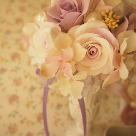 WELCOME~ FLOWER &BOX ~_a0230197_19554243.jpg