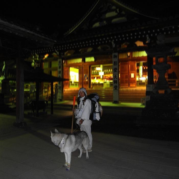Memory of the second pilgrimage with husky HANA II_c0049299_20382589.jpg