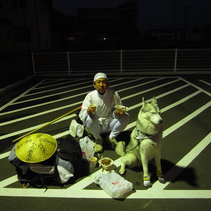 Memory of the second pilgrimage with husky HANA II_c0049299_2055734.jpg