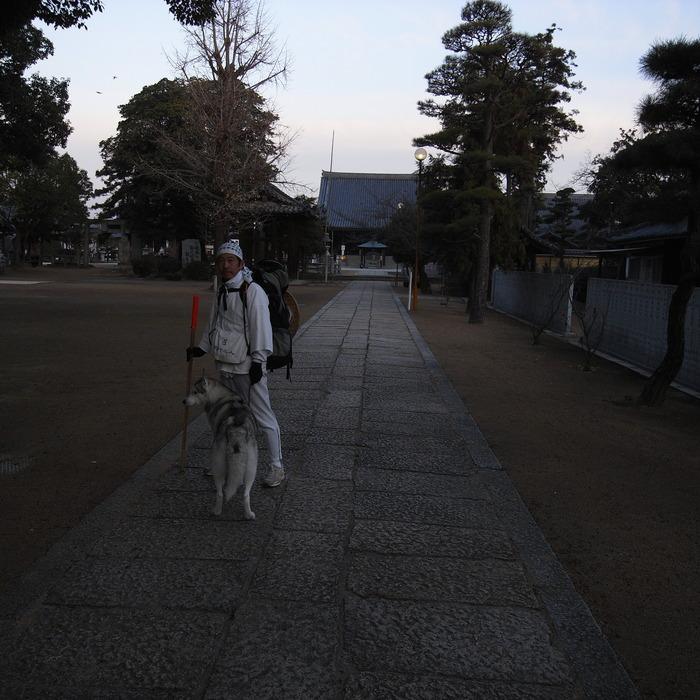 Memory of the second pilgrimage with husky HANA II_c0049299_20575230.jpg
