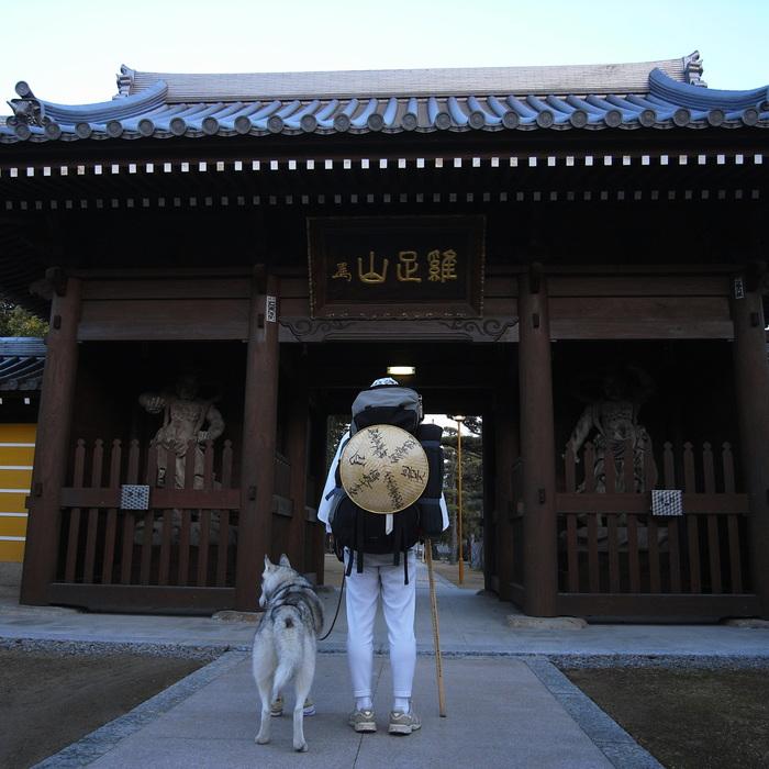Memory of the second pilgrimage with husky HANA II_c0049299_2057750.jpg