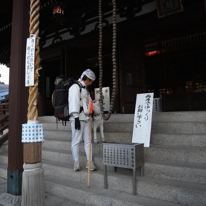Memory of the second pilgrimage with husky HANA II_c0049299_2059515.jpg