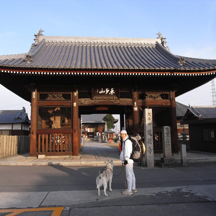 Memory of the second pilgrimage with husky HANA II_c0049299_212282.jpg