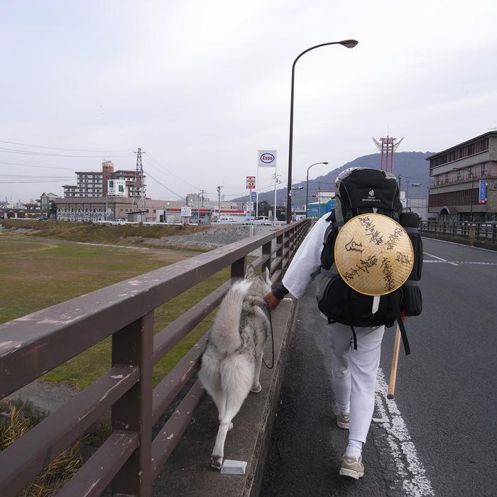 Memory of the second pilgrimage with husky HANA II_c0049299_21955100.jpg