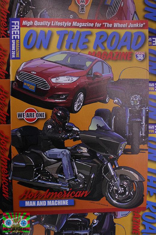 『ON THE ROAD MAGAZINE#38』が入荷いたしました!_e0126901_21033396.jpg