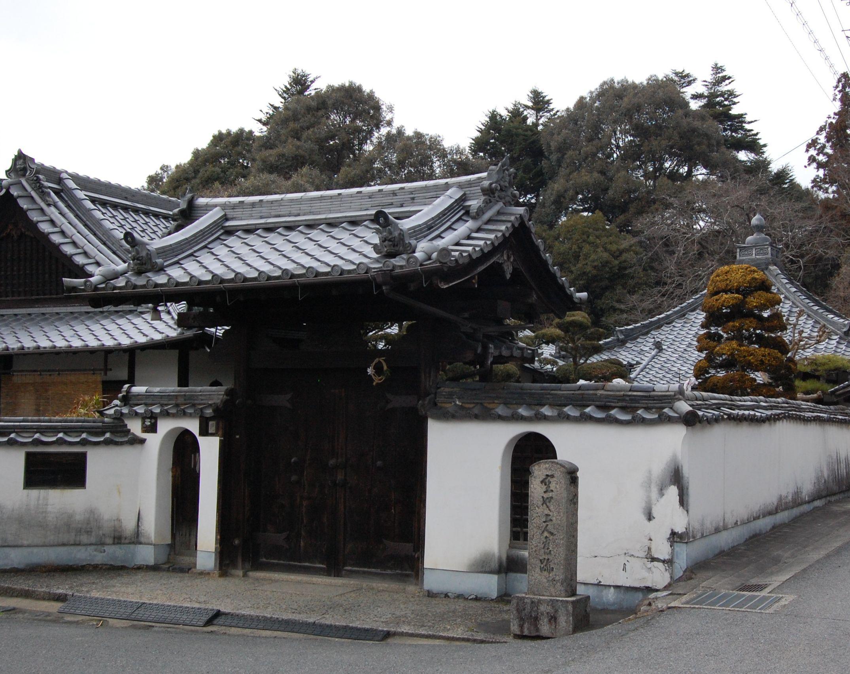 上街道・初瀬谷、そして大和神社...