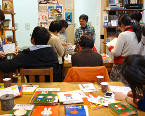 451BOOKS大人のための絵本講座〜うさこちゃんと現代アート!?_a0017350_10151384.jpg