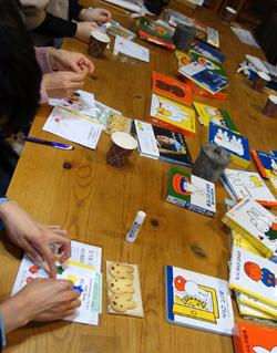 451BOOKS大人のための絵本講座〜うさこちゃんと現代アート!?_a0017350_10153746.jpg