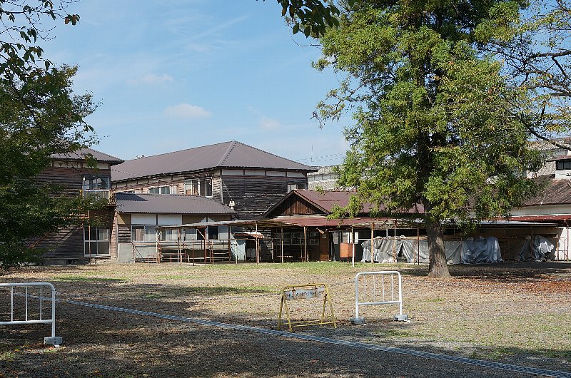 旧富岡製紙場 寄宿舎_c0112559_919044.jpg
