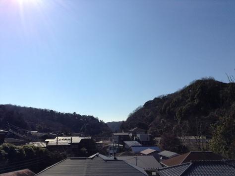 鎌倉霊園へお墓参り。_a0112393_16104414.jpg