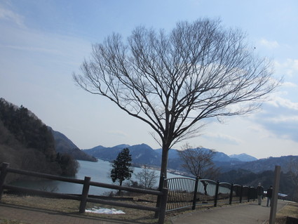 残りの雪@宮ヶ瀬_c0212604_18102252.jpg