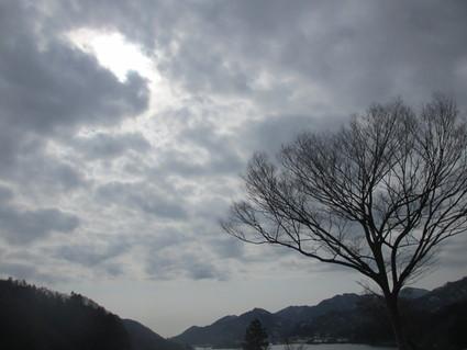 残りの雪@宮ヶ瀬_c0212604_1892211.jpg