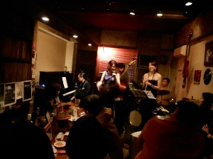 Live♪『Sun Spirits Union』2014.3.8_c0139321_21300090.jpg