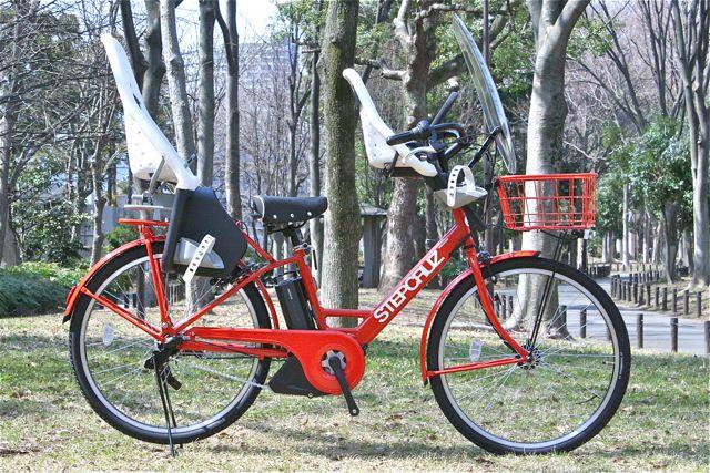おしゃれmama電動自転車『STEPCRUZ ステップクルーズ』+Yepp イェップ ポリスポート ブリジストン_b0212032_21392677.jpg