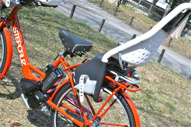 おしゃれmama電動自転車『STEPCRUZ ステップクルーズ』+Yepp イェップ ポリスポート ブリジストン_b0212032_21461674.jpg