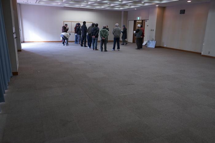 14年3月9日・写真展搬入_c0129671_1722185.jpg