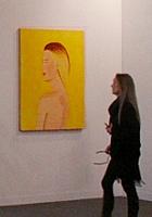 NY最大の美術展覧会「アーモリー・ショー」 The Armory Show 2014_b0007805_2219299.jpg