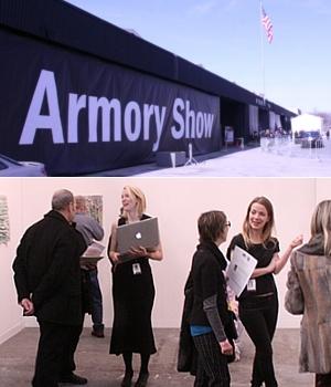 NY最大の美術展覧会「アーモリー・ショー」 The Armory Show 2014_b0007805_22194274.jpg