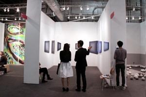 NY最大の美術展覧会「アーモリー・ショー」 The Armory Show 2014_b0007805_22195739.jpg