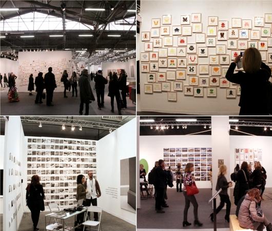 NY最大の美術展覧会「アーモリー・ショー」 The Armory Show 2014_b0007805_22201481.jpg
