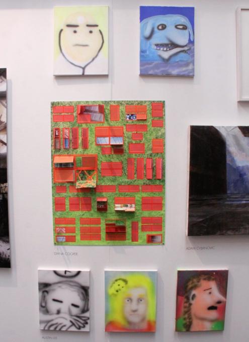 NY最大の美術展覧会「アーモリー・ショー」 The Armory Show 2014_b0007805_22203010.jpg