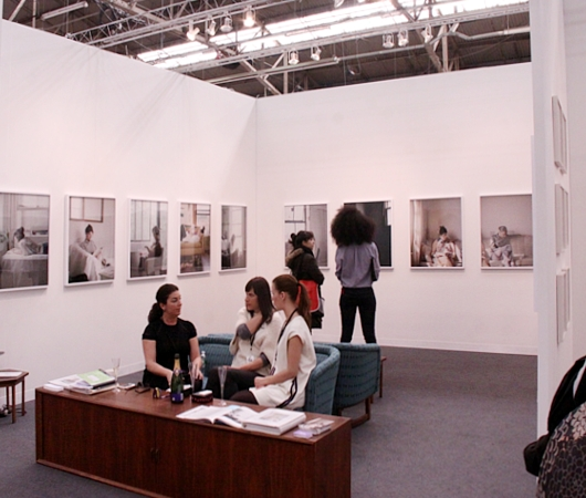 NY最大の美術展覧会「アーモリー・ショー」 The Armory Show 2014_b0007805_22204367.jpg