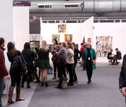 NY最大の美術展覧会「アーモリー・ショー」 The Armory Show 2014_b0007805_22212985.jpg
