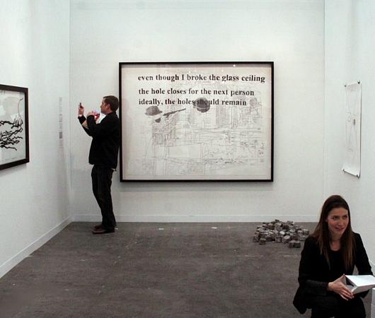 NY最大の美術展覧会「アーモリー・ショー」 The Armory Show 2014_b0007805_22221021.jpg