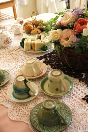 沖縄の紅茶をどうぞ! 美ら花さんオープニングパーティー_c0176406_21491523.jpg