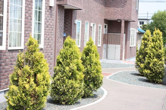 カトルカール帯広 ガーデンヒルズ B_e0154712_11453472.jpg