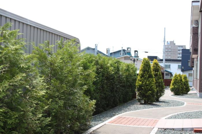 カトルカール帯広 ガーデンヒルズ B_e0154712_11464089.jpg