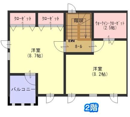 カトルカール帯広 ガーデンヒルズ B_e0154712_11495450.jpg