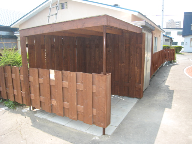 カトルカール帯広 ガーデンヒルズ B_e0154712_12011614.jpg