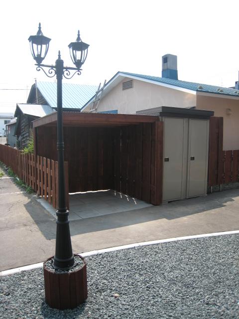 カトルカール帯広 ガーデンヒルズ B_e0154712_12015988.jpg