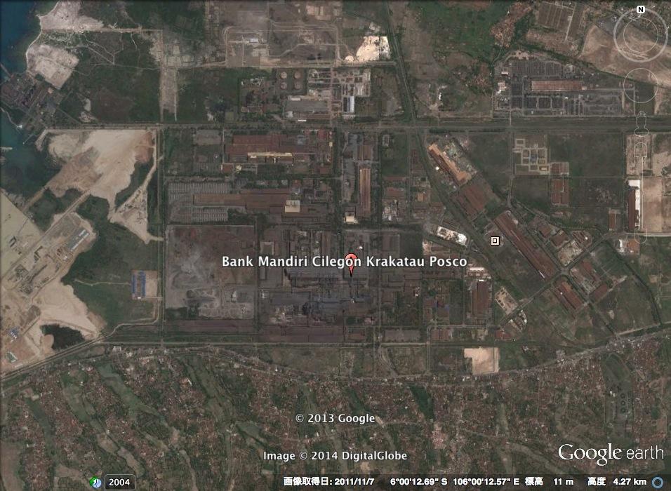 人工衛星は見た「POSCO−クラカタウインドネシア」:真っ黒クロスケ!?_e0171614_14545582.jpg