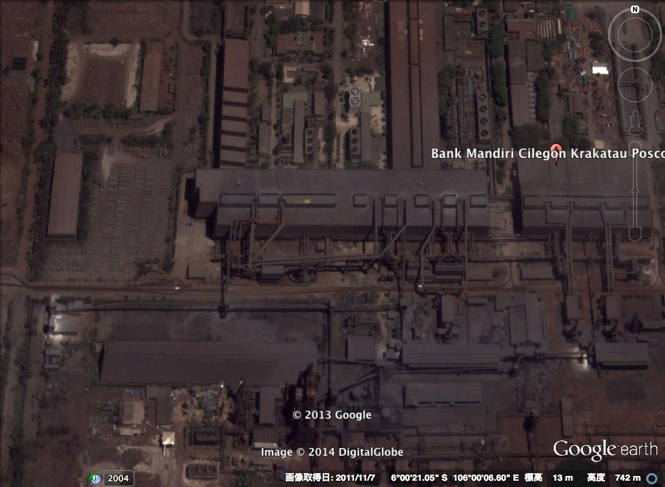 人工衛星は見た「POSCO−クラカタウインドネシア」:真っ黒クロスケ!?_e0171614_14574322.jpg