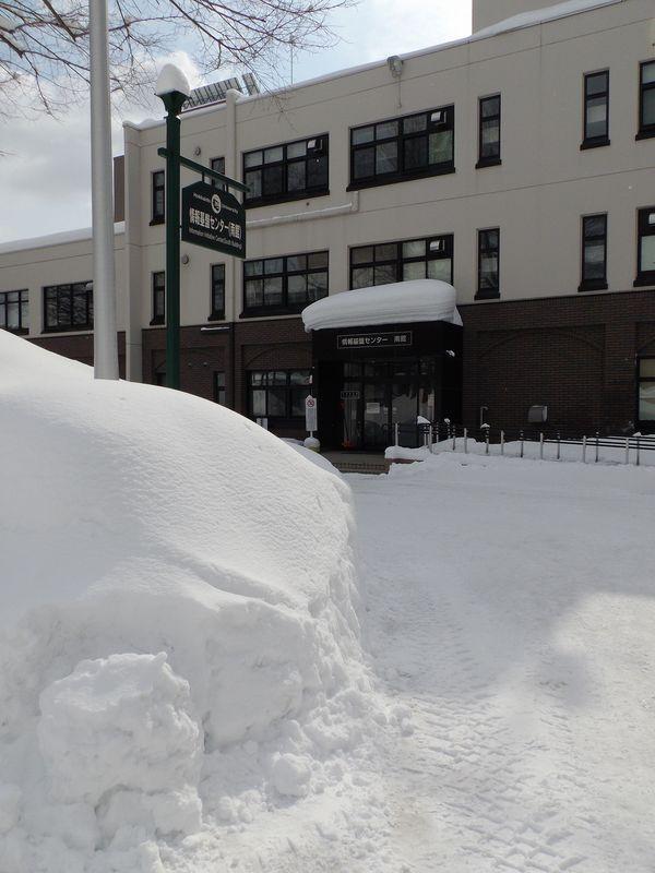 再び雪に埋もれた札幌_c0025115_1952075.jpg