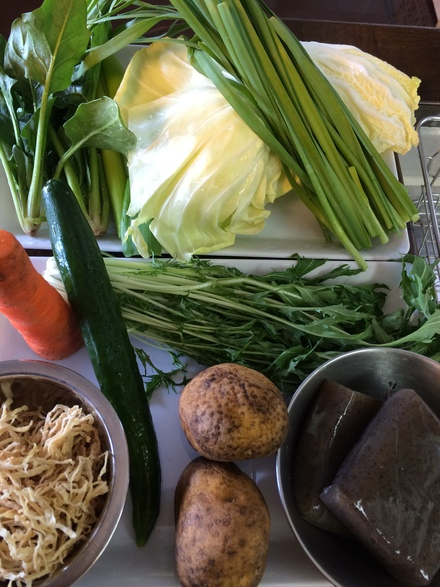 野菜ギョウザ・・・♪3/10①_b0247223_1412499.jpg