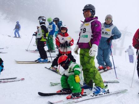 【 第7回 親子deスキー大会 】_f0101226_16582981.jpg