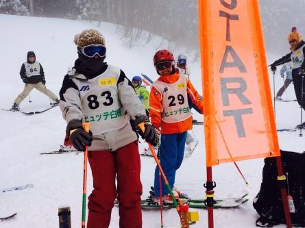 【 第7回 親子deスキー大会 】_f0101226_16593487.jpg