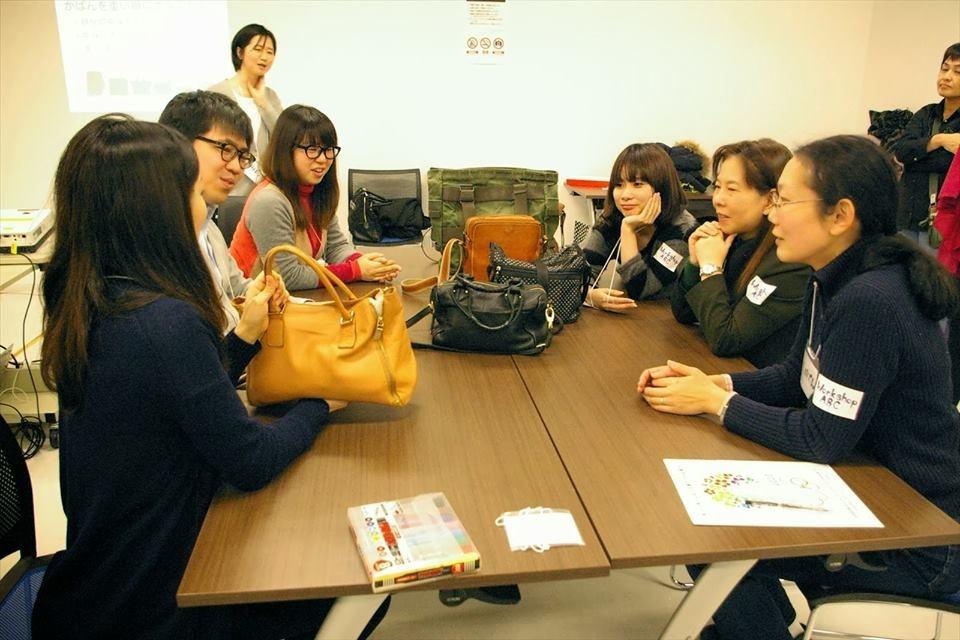 【青学WSD】14期生 卒業発表会イベント! WorkshopABC_a0197628_2042050.jpg
