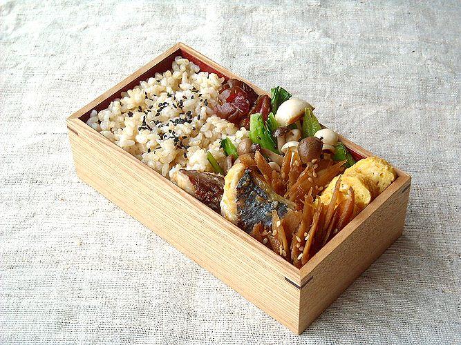 【まさきちさんのお弁当】さわらの西京焼き弁当